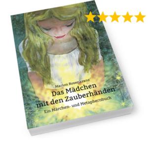"""Das Buch """"Das Mädchen mit den Zauberhänden"""""""
